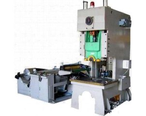 FOIL CNTAINER MACHINE