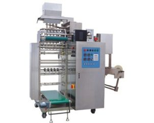 POUCH PAKING MACHINE